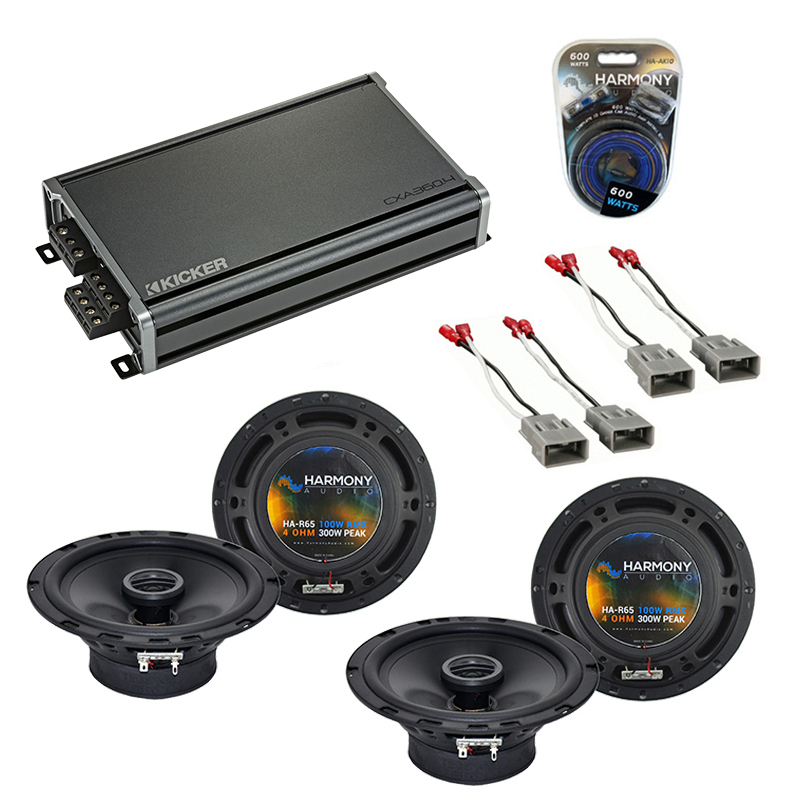 Compatible With Acura TL 1999-2003 Factory Speaker