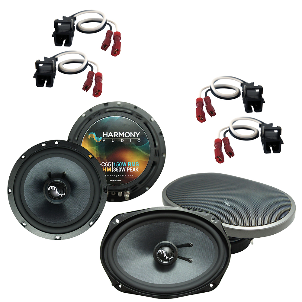 Fits Chevy Monte Carlo 2000-2007 OEM Premium Speaker Upgrade Harmony C65 C69 Package New
