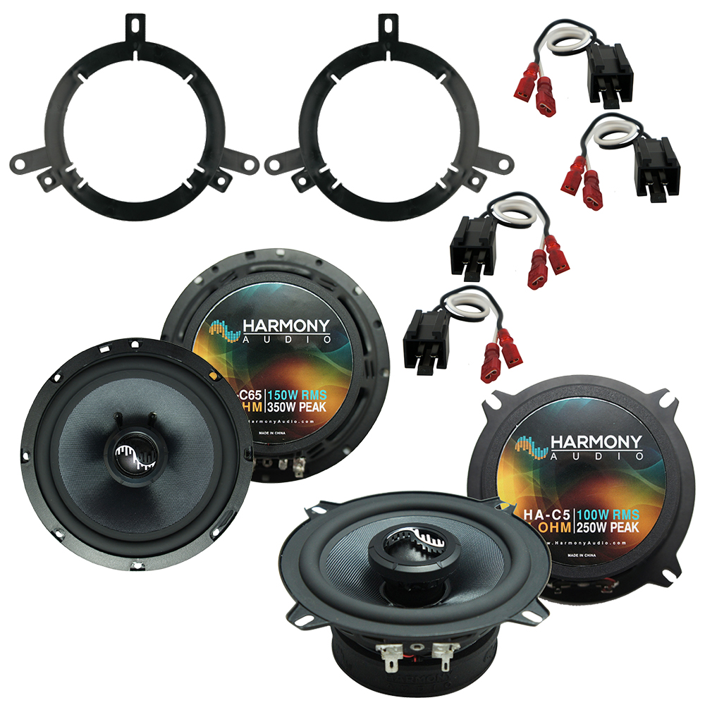 Fits Chrysler LHS 1999-2001 Factory Premium Speaker Replacement Harmony C65 C5 Package