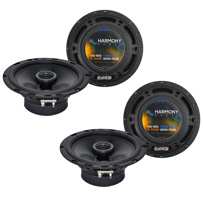 Dodge Dakota 2005-2007 Factory Speaker Replacement Harmony (2) R65 Package New