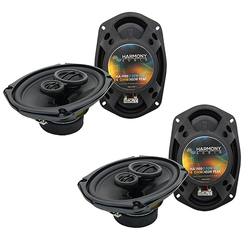 Dodge Magnum 2008-2008 Factory Speaker Replacement Harmony (2) R69 Package New