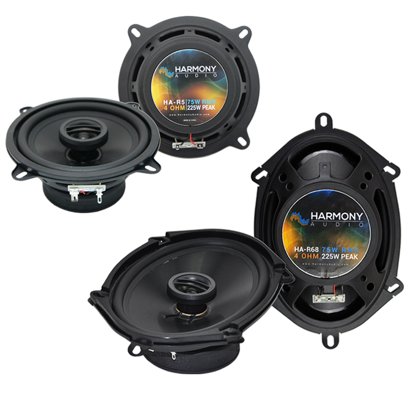 Dodge Spirit 1995-1995 Factory Speaker Replacement Harmony R5 R68 Package New
