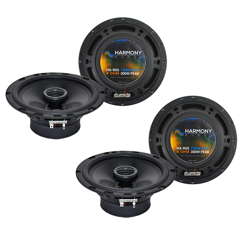 Audi A3 2006-2013 Factory Speaker Replacement Harmony Coax (2) R65 Package New
