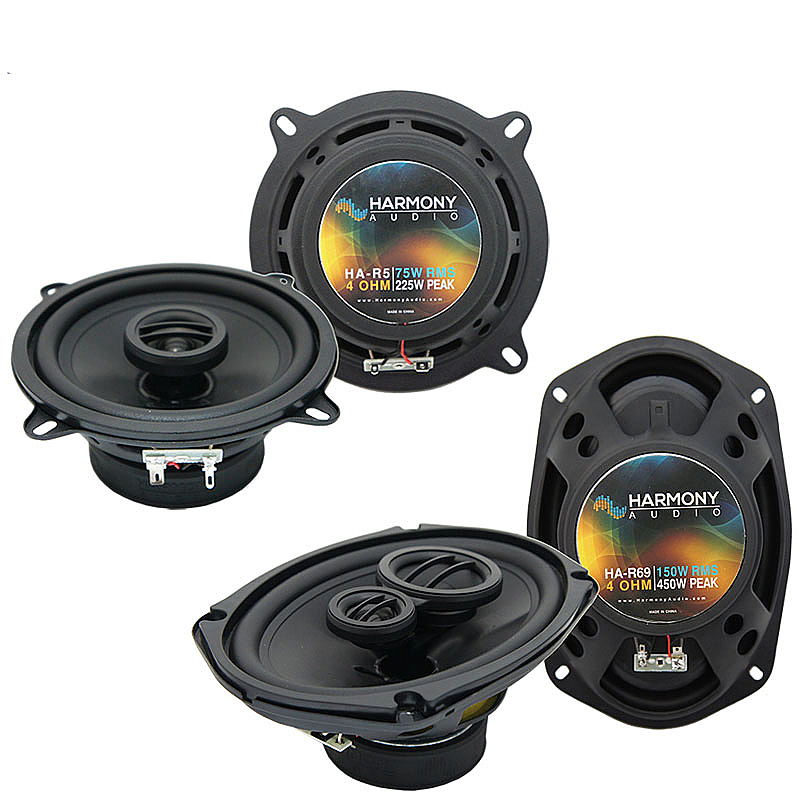 Fiat 131 1990-1983 Factory Speaker Replacement Harmony R5 R69 Package New