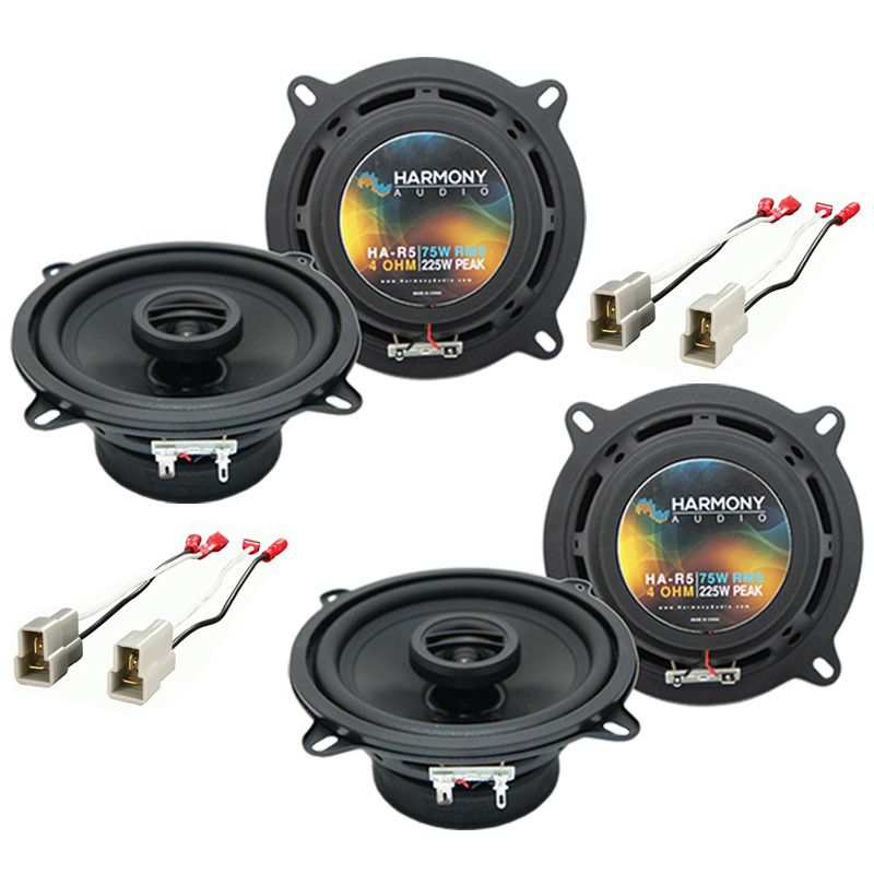 Ford Aspire 1995-1997 Factory Speaker Replacement Harmony (2) R5 Package New