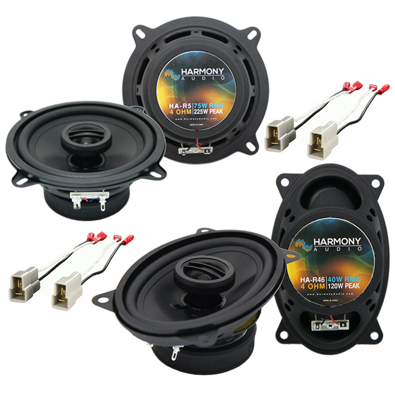 Ford Festiva 1988-1993 Factory Speaker Replacement Harmony R46 R5 Package New