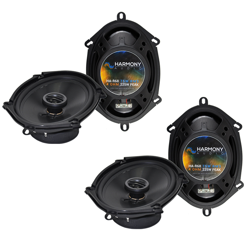 Ford Focus 2008-2011 Factory Speaker Replacement Harmony (2) R68 Package New