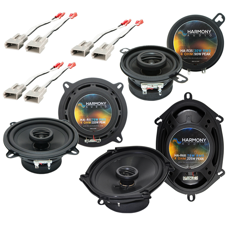 Ford LTD 1989-1991 Factory Speaker Upgrade Harmony R5 R35 R68 Package New