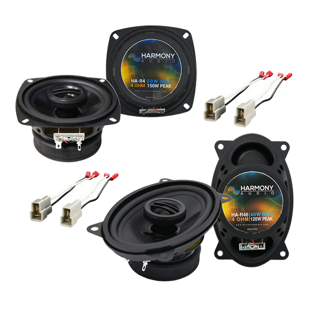GEO Metro 1992-1994 Factory Speaker Replacement Harmony R4 R46 Package New