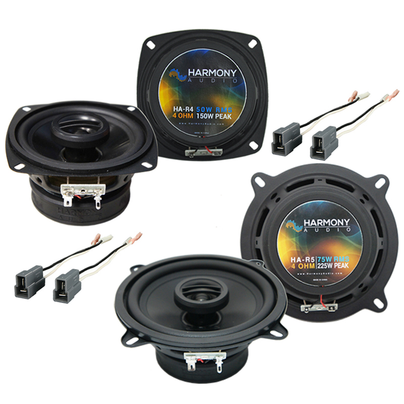 Geo Storm 1990-1993 Factory Speaker Replacement Harmony R5 R4 Package New