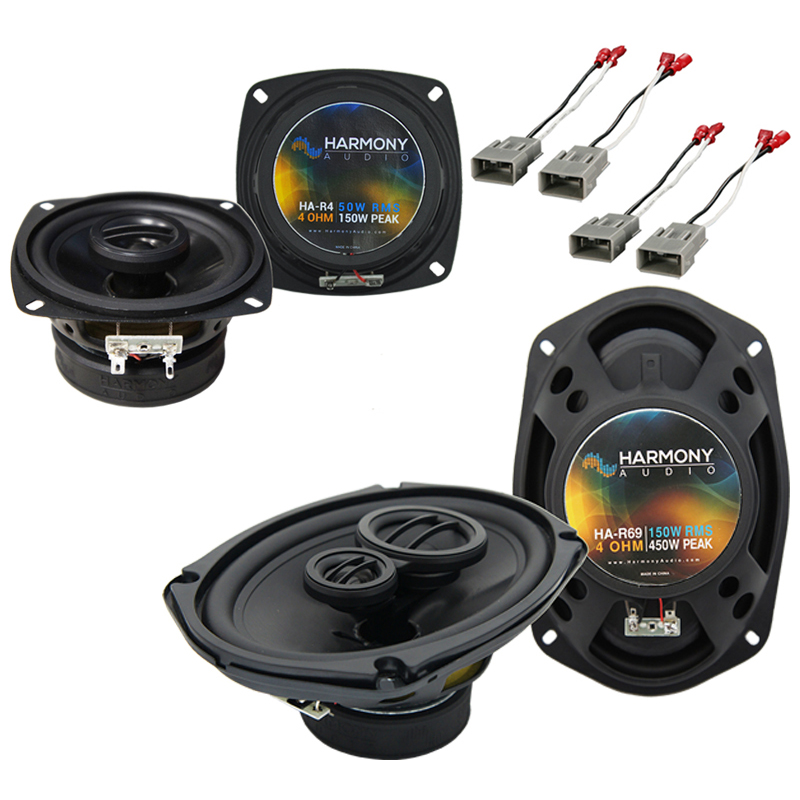 Honda Accord 1982-1985 Factory Speaker Replacement Harmony R4 R69 Package