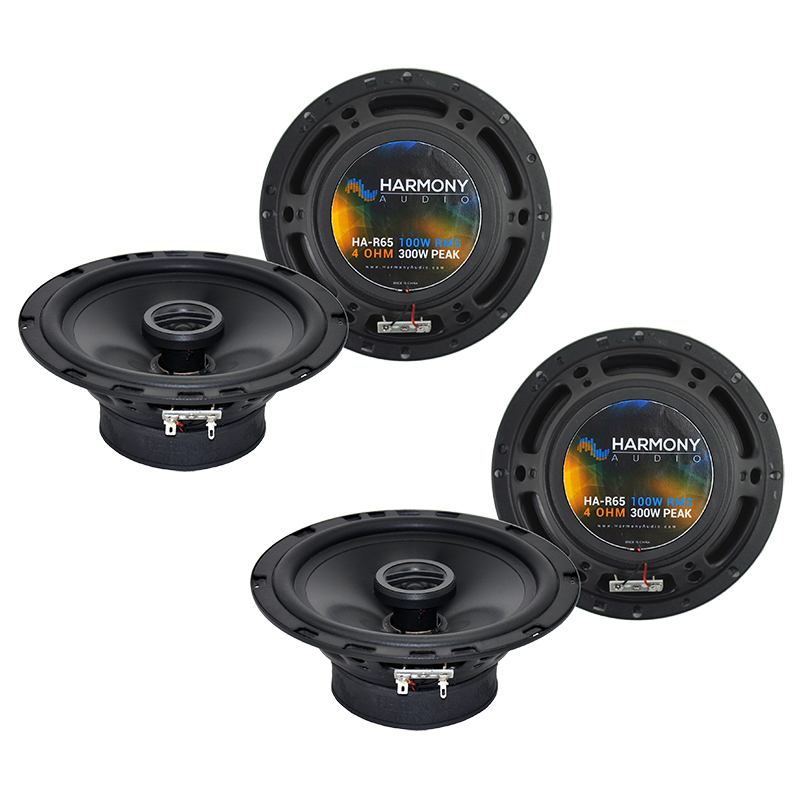 BMW 1 Series 2008-2013 Factory Speaker Replacement Harmony (2) R65 Package New