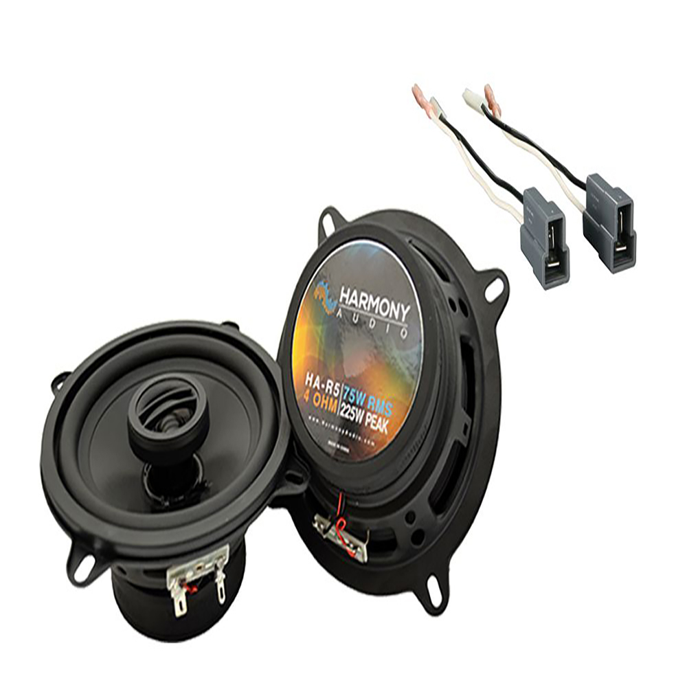 Fits Hyundai Accent 1995-1999 Rear Deck Replacement Harmony HA-R5 Speakers New