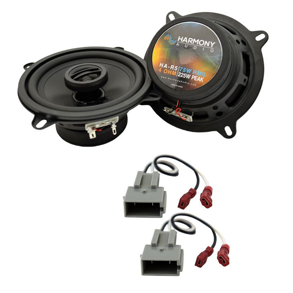 Fits Mercury Tracer 1991-1996 Rear Deck Replacement Speaker Harmony HA-R5 New
