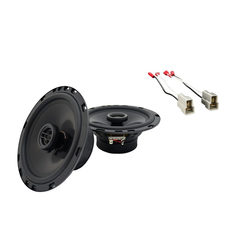 Fits Nissan Sentra 1987-1990 Rear Deck Replacement Harmony HA-R65 Speakers New