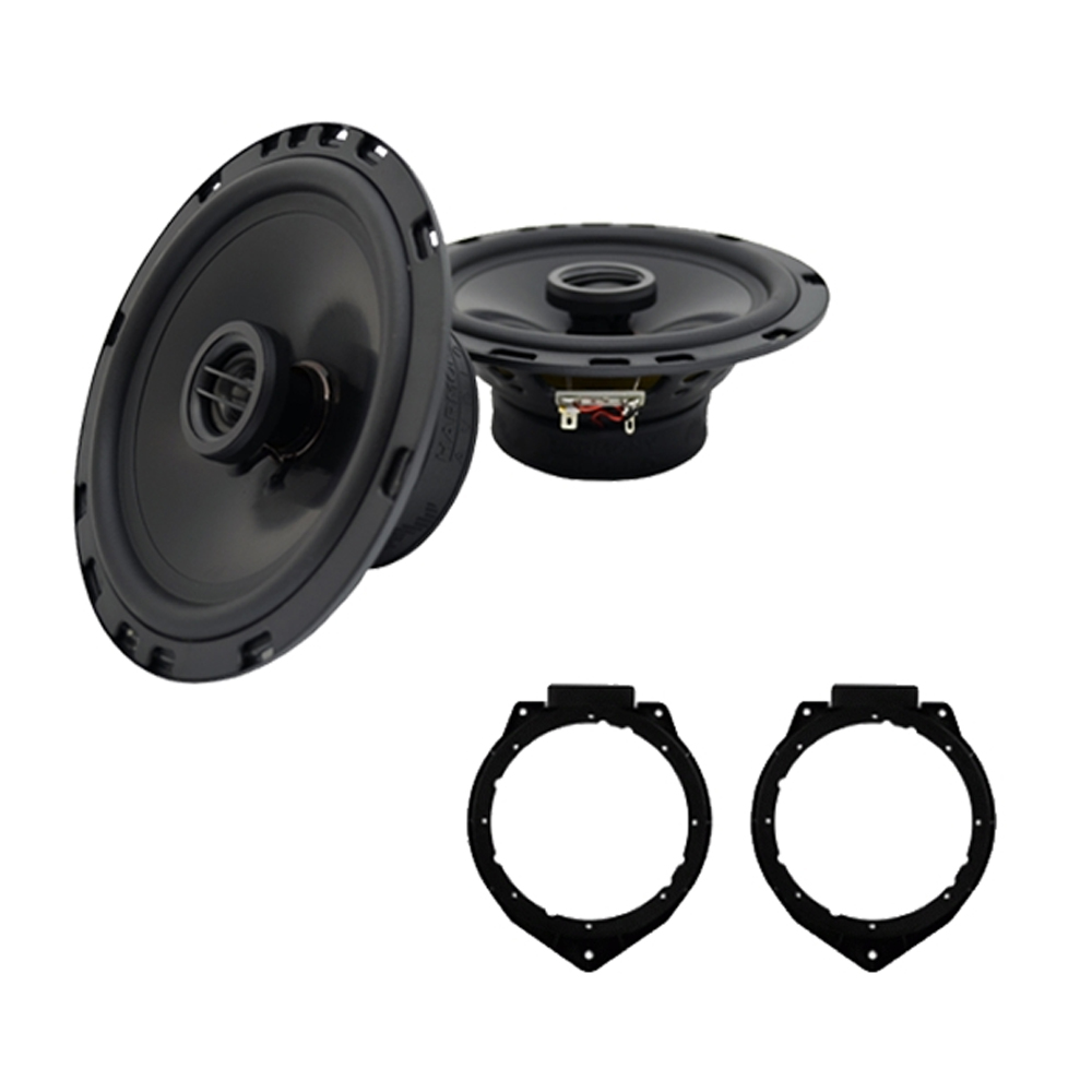 Fits Buick Enclave 2008-2017 Front Door Replacement Harmony HA-R65 Speakers New