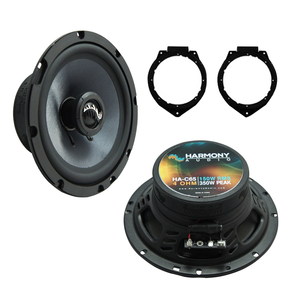 Fits Saturn Outlook 2007-2010 Front Door Replacement Harmony HA-C65 Premium Speakers New
