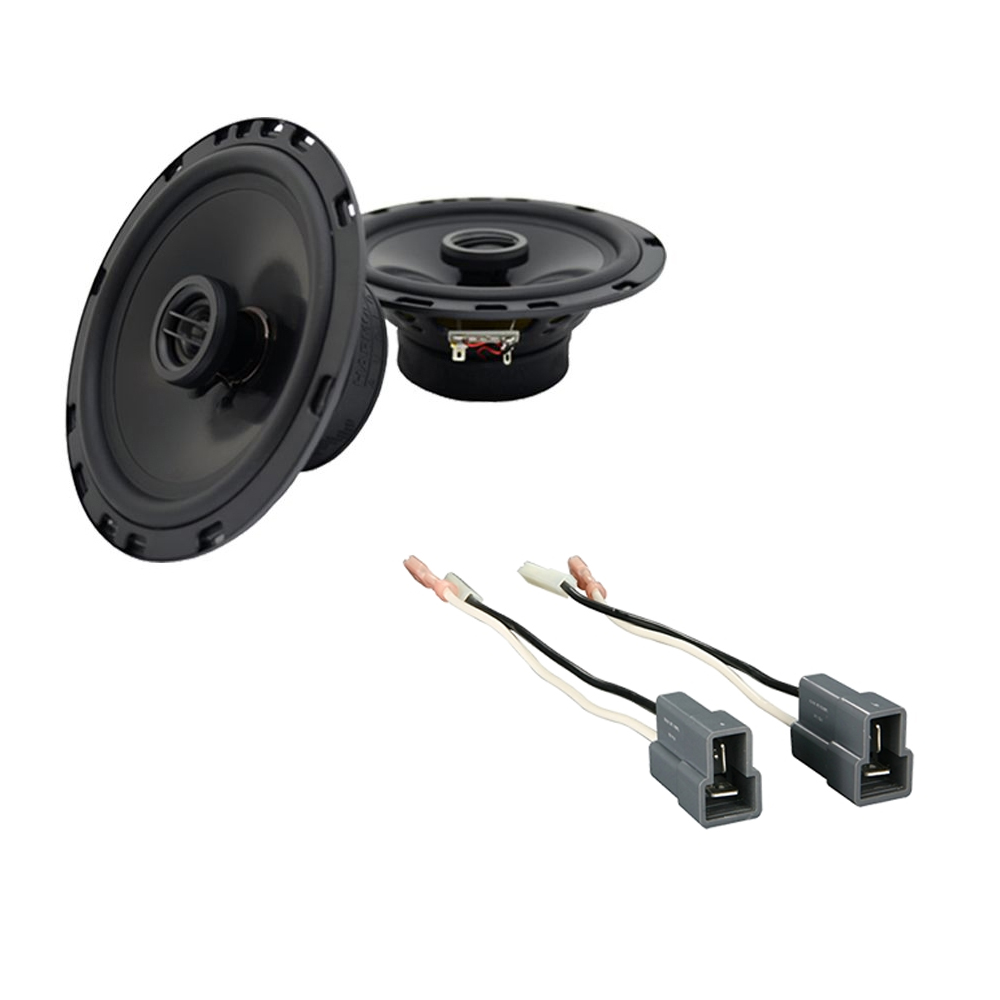Fits Toyota Camry 1983-1986 Rear Deck Replacement Harmony HA-R65 Speakers New
