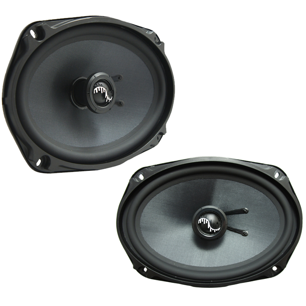 Fits Toyota Camry 2007-2011 Rear Deck Replacement Harmony HA-C69 Premium Speakers New