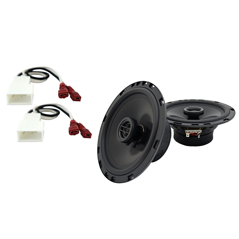 Fits Toyota MR2 1991-1995 Front Door Replacement Harmony HA-R65 Speakers New
