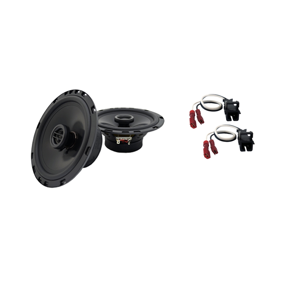 Fits Cadillac Escalade 1999-2002 Front Door Replacement Harmony HA-R65 Speakers