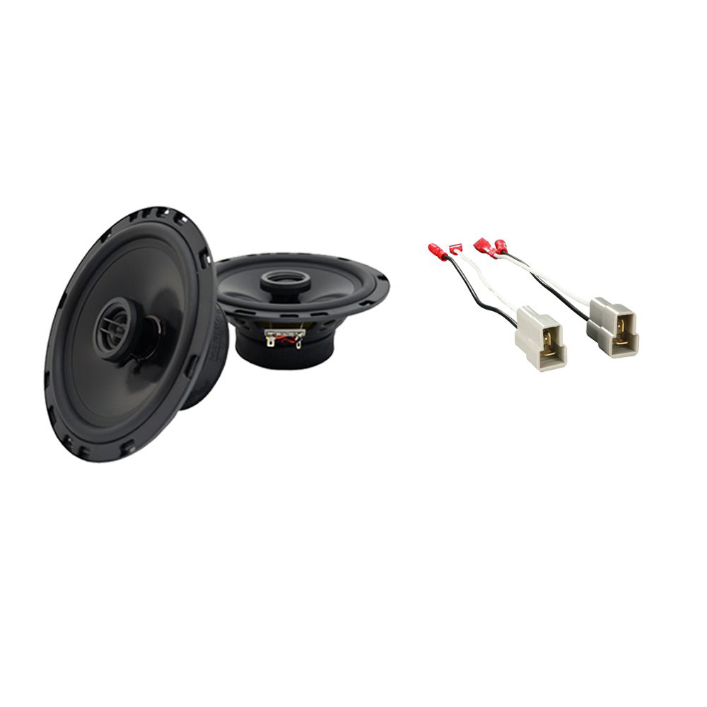 Fits Chevy Aveo 2004-2006 Rear Deck Replacement Harmony HA-R65 Speakers New