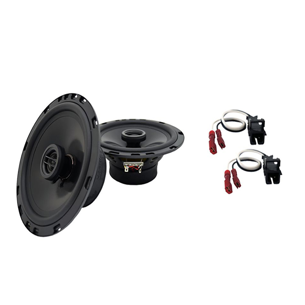 Fits Chevy Colorado 2004-2012 Front Door Replacement Harmony HA-R65 Speakers
