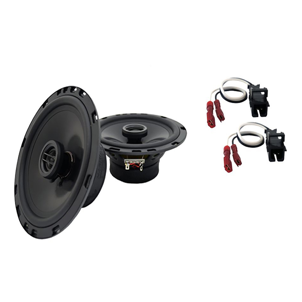 Fits Chevy Impala 2000-2016 Front Door Replacement Harmony HA-R65 Speakers