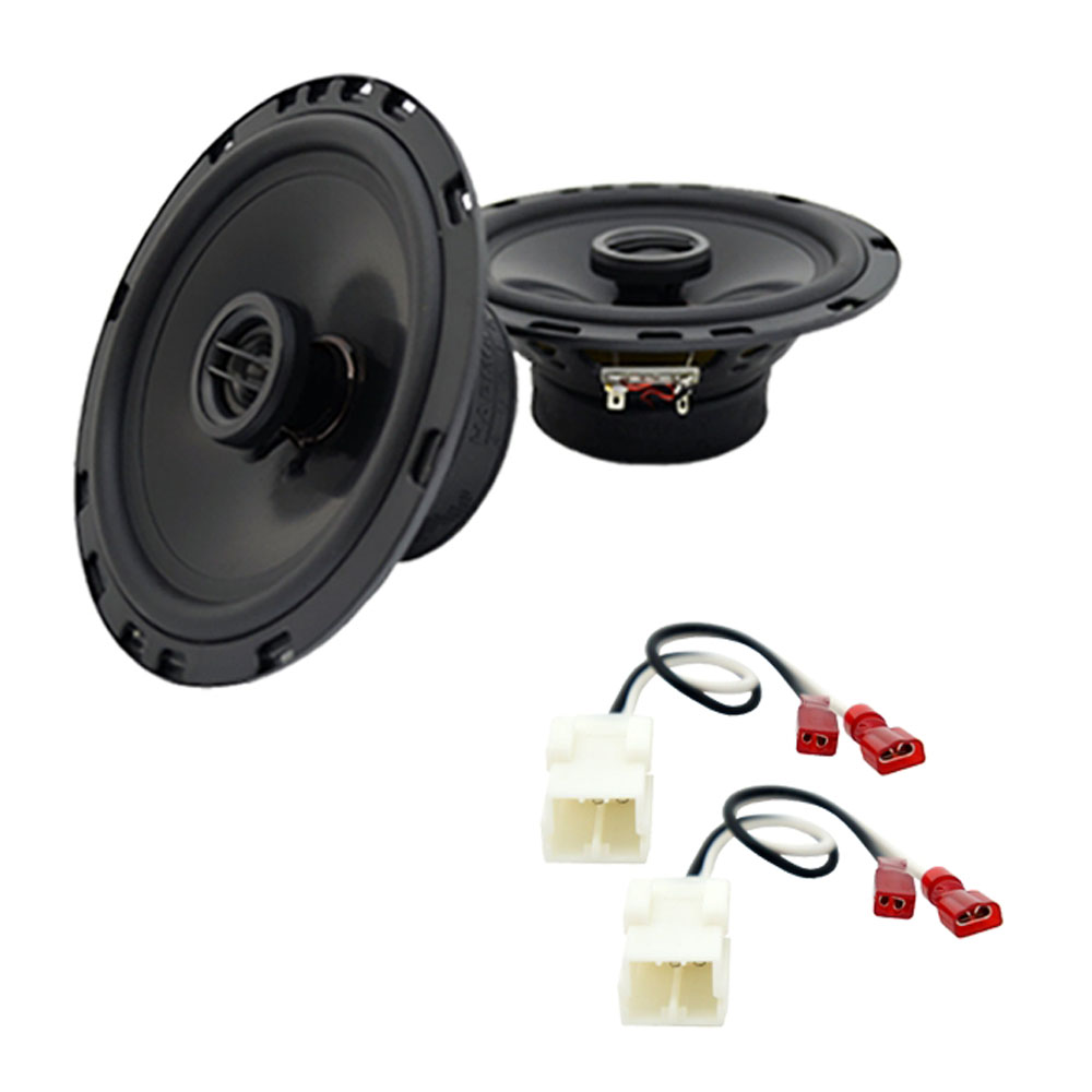 Fits Chrysler Aspen 2007 Rear Door Replacement Speaker Harmony HA-R65 Speakers