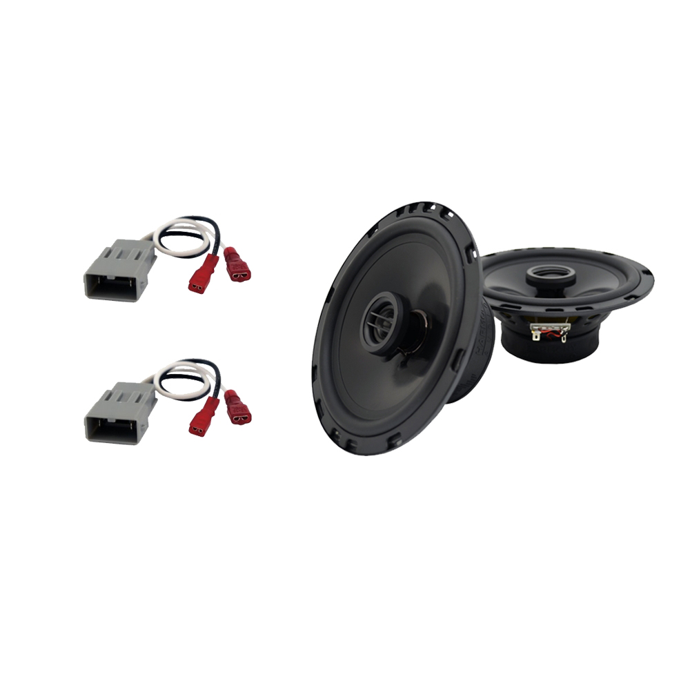 Compatible with Acura Integra 1990-2001 Side Panel Factory Replacement Harmony HA-R65 Speakers New