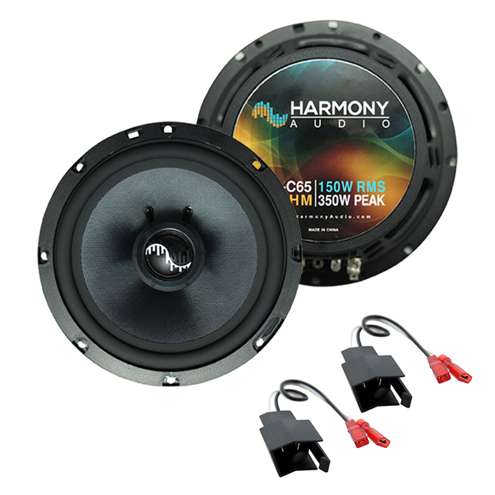 Fits Dodge Durango 1998-2001 Rear Door Replacement Harmony HA-C65 Premium Speakers New