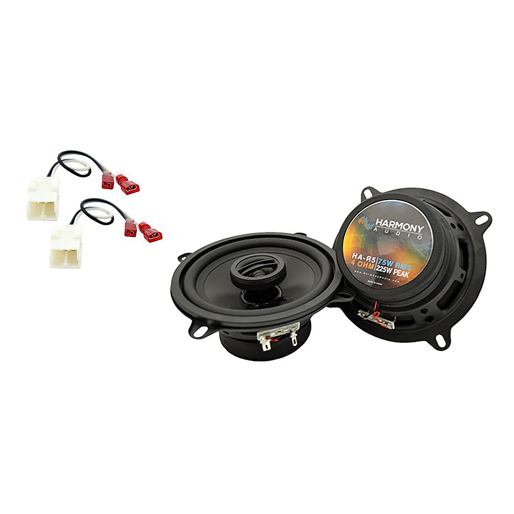 Fits Dodge Ram Truck 1500 2002-2008 Rear Replacement Harmony HA-R5 Speakers New
