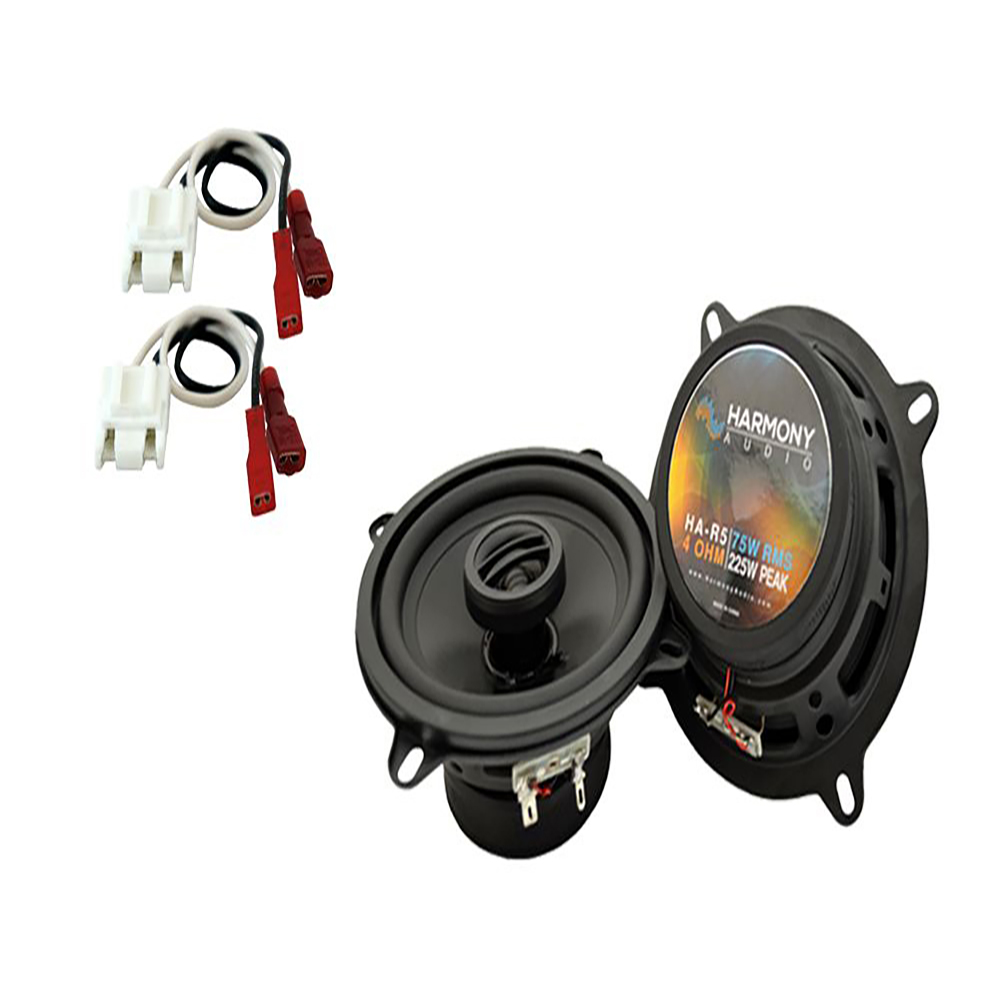 Fits Dodge Ram Truck 2500 1994-2002 Rear Replacement Harmony HA-R5 Speakers New