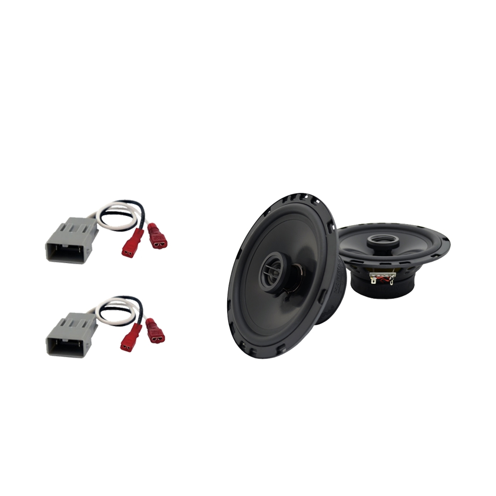 Fits Acura Legend 1986-1989 Rear Deck Replacement Harmony HA-R65 Speakers New