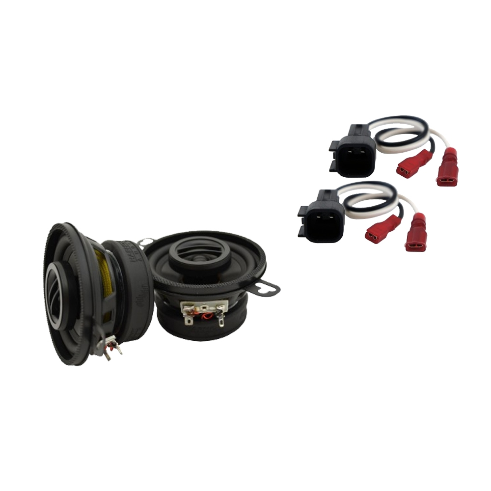 Fits Ford Thunderbird 2002-2005 Center C Replacement Harmony HA-R35 Speakers