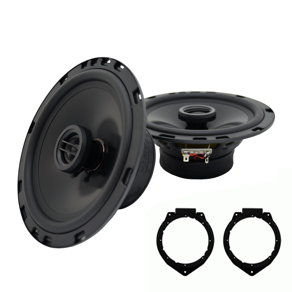 Fits GMC Acadia Limited 2017 Front Door Replacement Harmony HA-R65 Speakers New