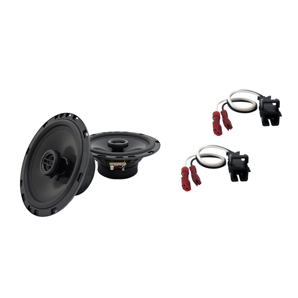 Fits GMC S-15 Canyon 2004-2012 Front Door Replacement Harmony HA-R65 Speakers
