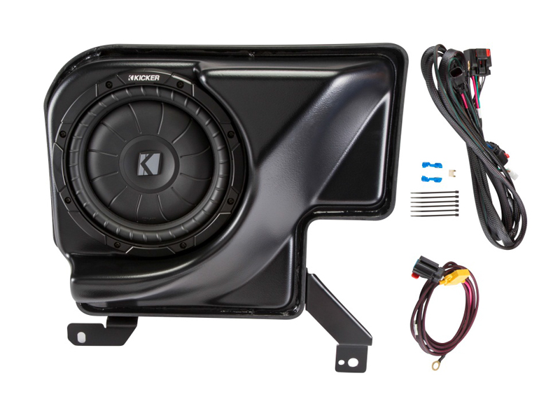 Kicker PSIEXT14 PowerStage Subwoofer Upgrade Kit for 2014