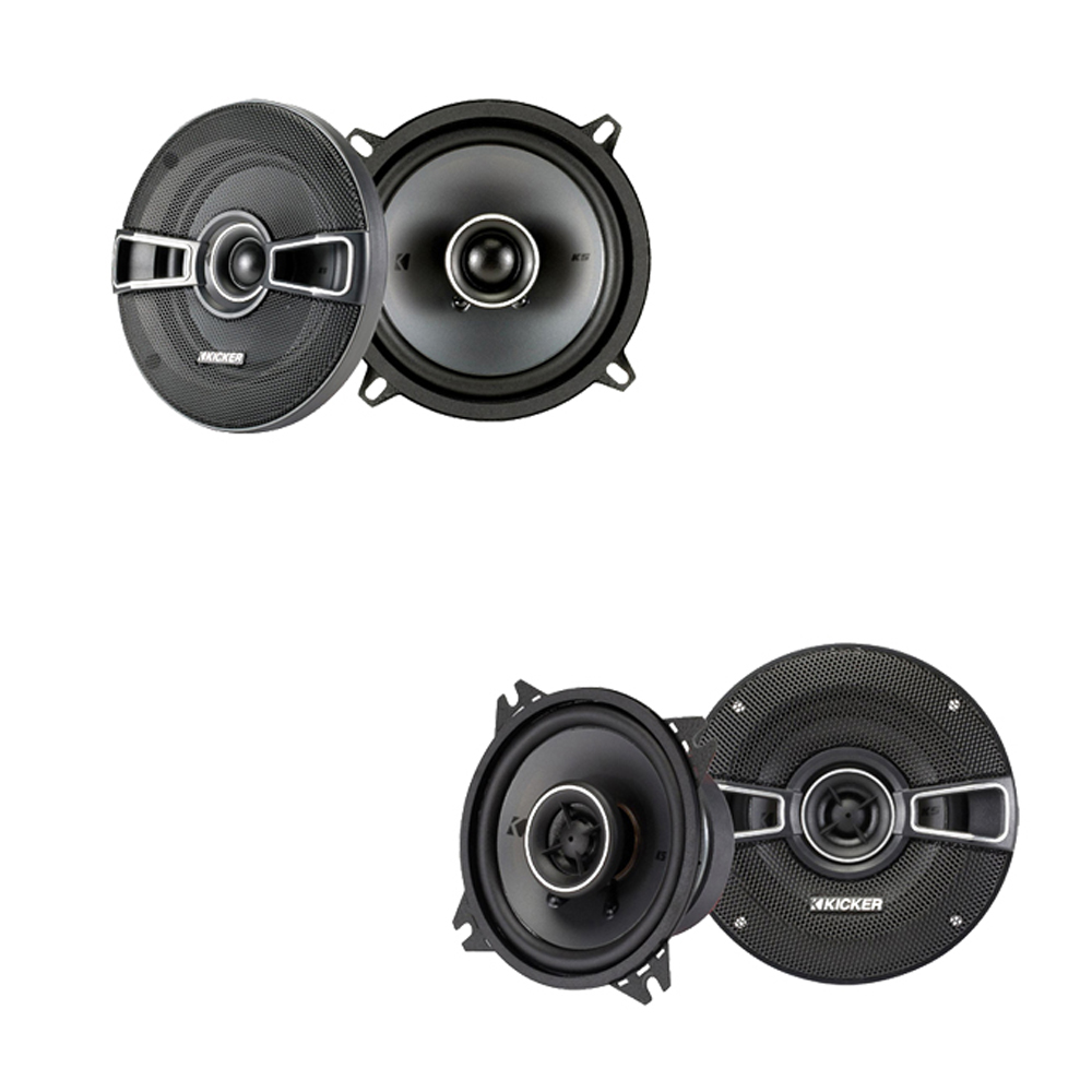 Hyundai Accent 2002-2011 Factory Speaker Replacement Kicker KSC4 KSC5 Package