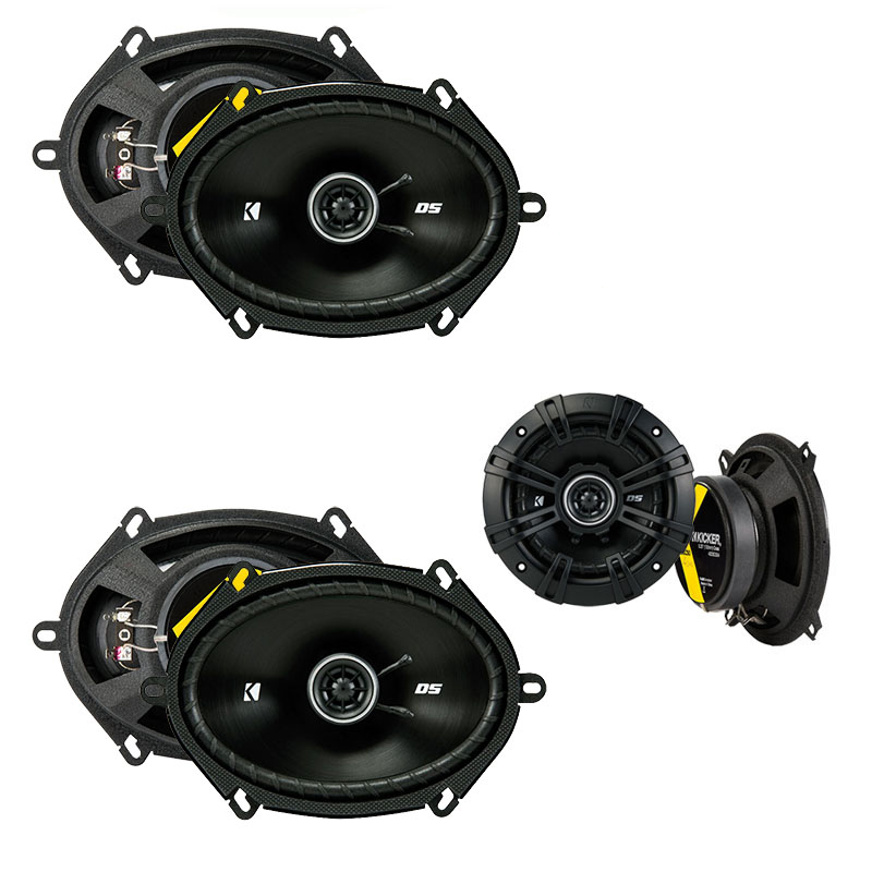 BMW 328 1997-2001 Factory Speaker Replacement Kicker (2) DSC68 DSC5 Package New