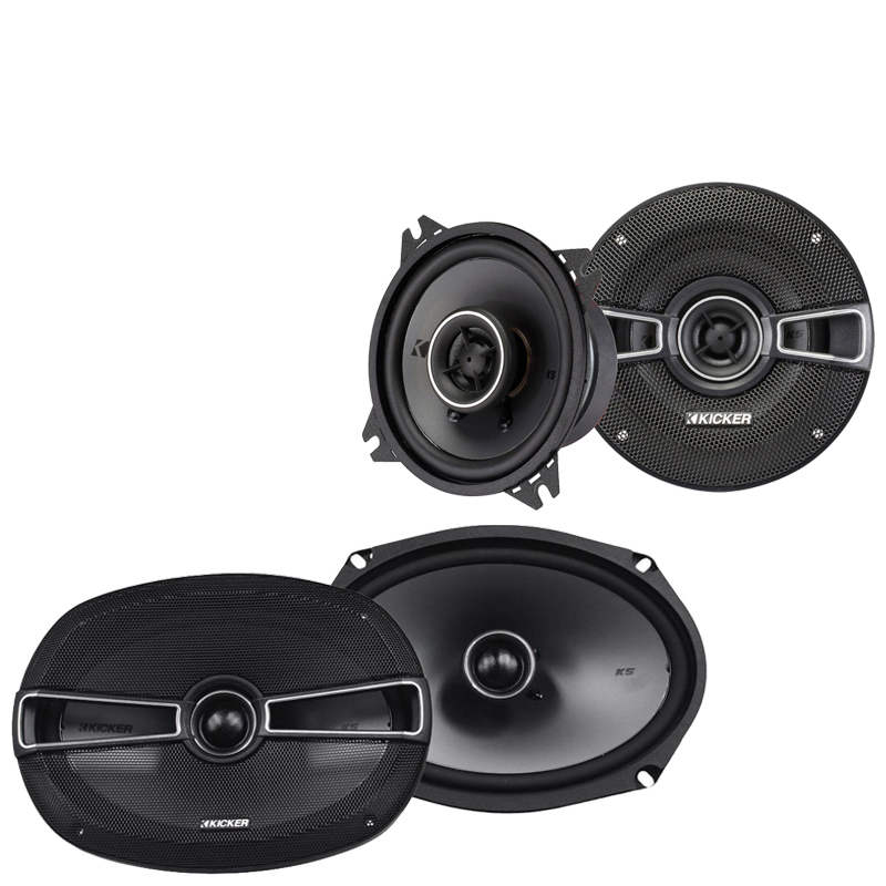 Infiniti M30 1990-1992 Factory Speaker Replacement Kicker KSC4 KSC69 Package
