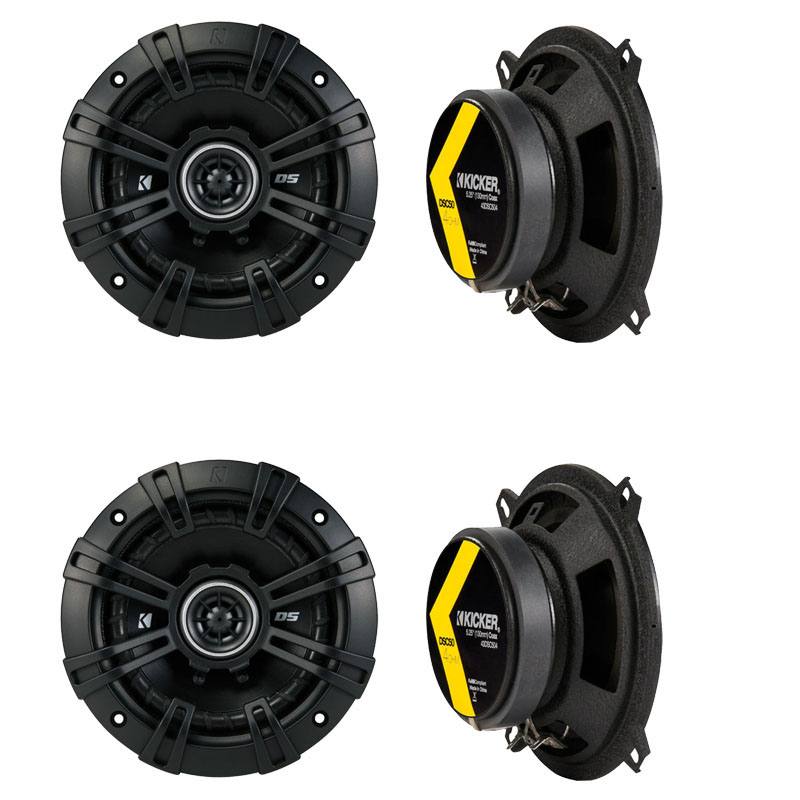 Lexus IS 2006-2014 Factory Speaker Replacement Kicker DS Series (2) DSC5 Package