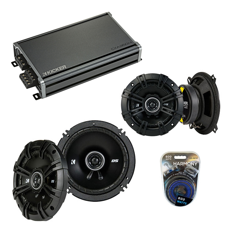 Fits Acura NSX 1994-2005 Factory Speaker Replacement
