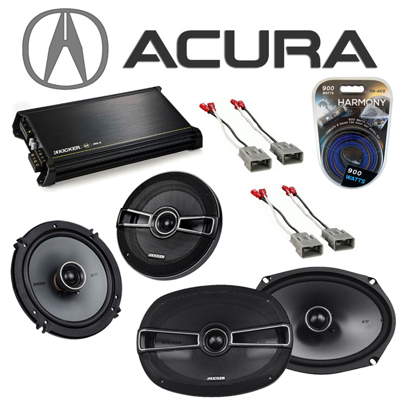 Fit Acura CL 1997-2003 Factory Speaker Replacement Kicker