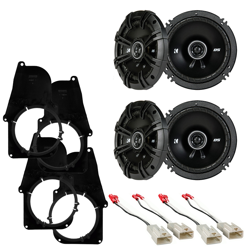 Toyota Tacoma 1995-2001 Factory Speaker Replacement Kicker (2) DSC65 Package New