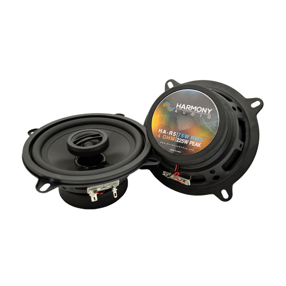 Volvo V70/Cross Country/XC70 2001-2004 OEM Speaker Upgrade