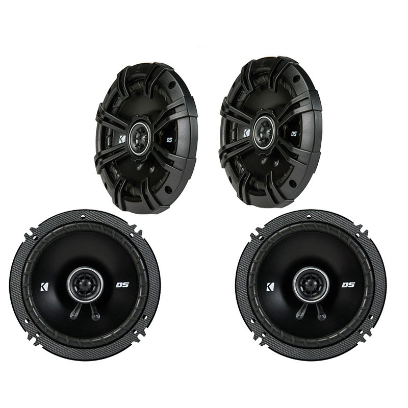 Acura SLX 1996-2000 Factory Speaker Replacement Kicker (2) DSC65 Package New