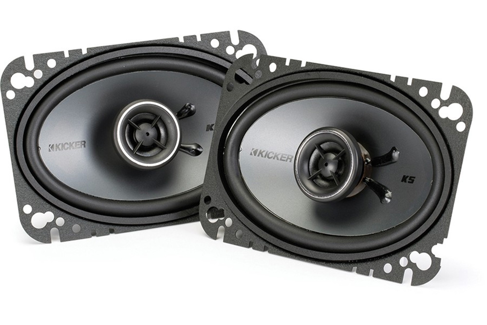 Chevy Silverado Pickup 99 06 Speaker Upgrade Kicker Ksc67 Ksc46 Dx400 4 Amp