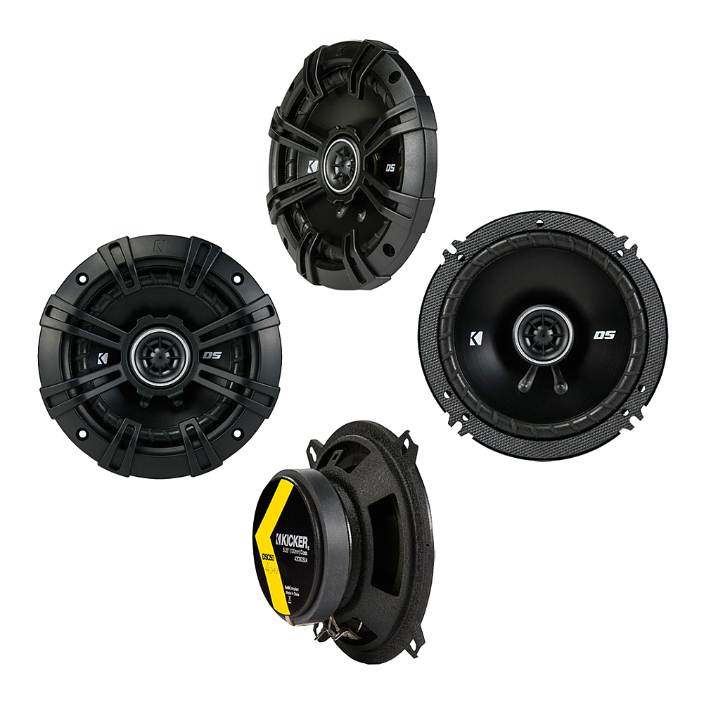 Chevy Suburban 2007-2013 Factory Speaker Upgrade Kicker DSC65 DSC5 Package New