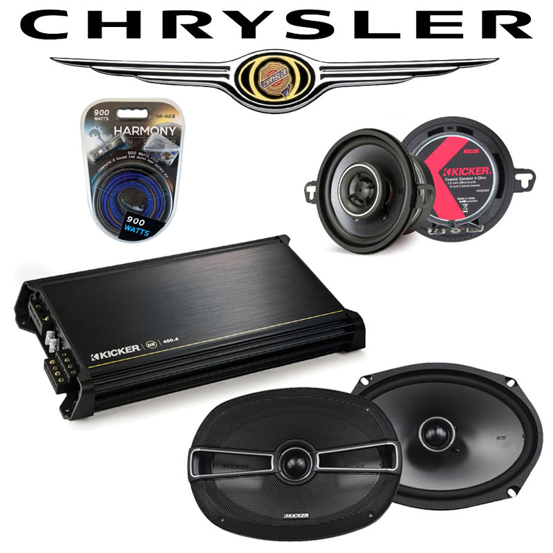 Cheap Car Speaker And Amp Packages